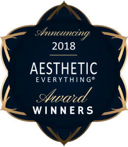 2018 Aesthetic Everything Award Winners