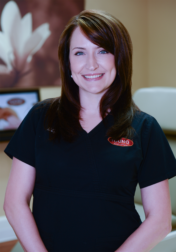 Kelly, COSMETOLOGIST, CLINICAL RECEPTIONIST, ONLINE STORE COORDINATOR Young Medical Spa Center Valley