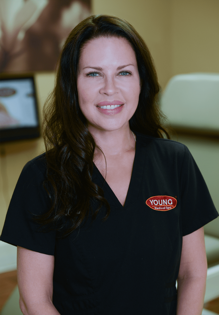 Lesley​, Certified Aesthetic Consultant Young Medical Spa Center Valley​