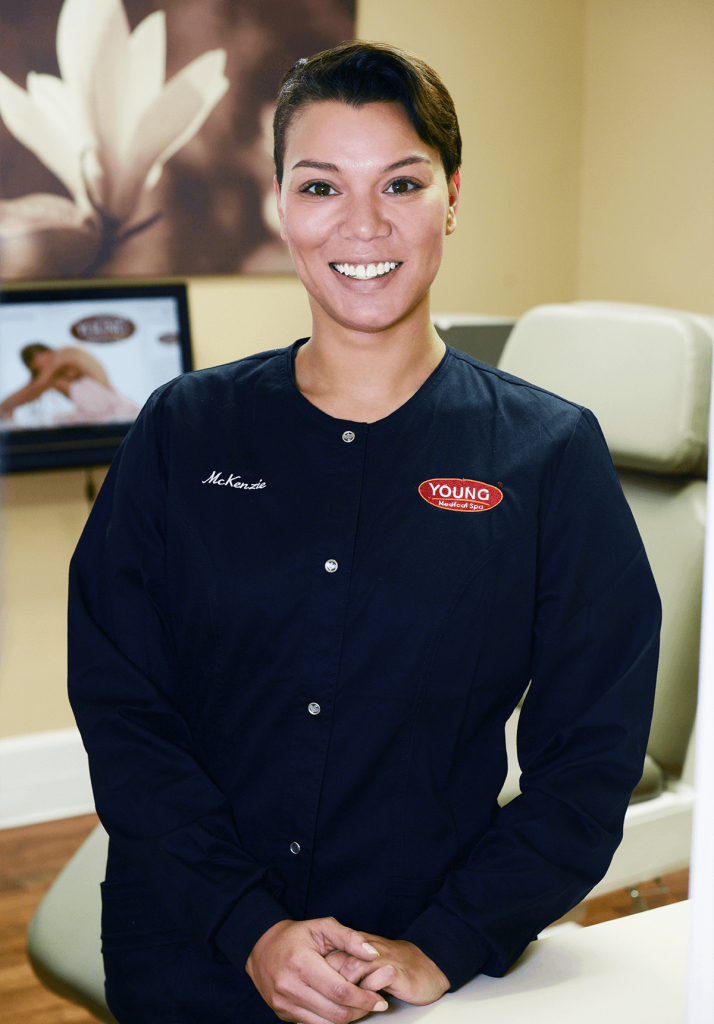 McKenzie​, Medical Assistant Young Medical Spa Center Valley