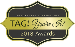 Tag! You're It 2018 Awards