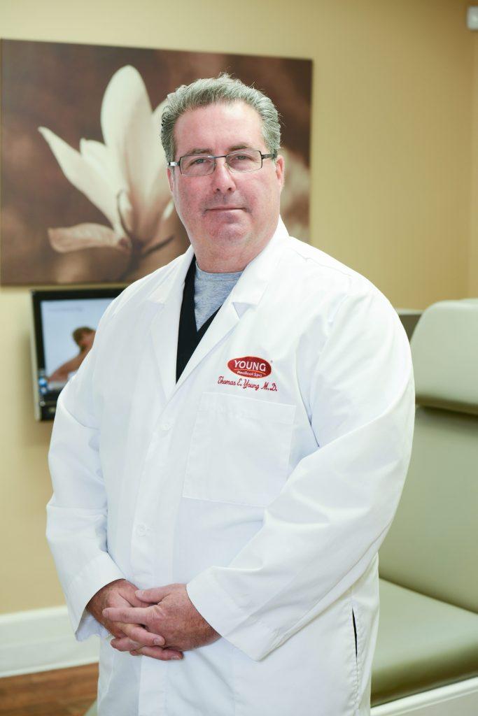 Dr. Thomas Young Portrait