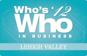 Leigh Valley Who's Who In Business 2012