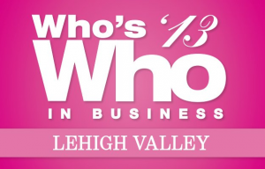 Leigh Valley Who's Who In Business 2013