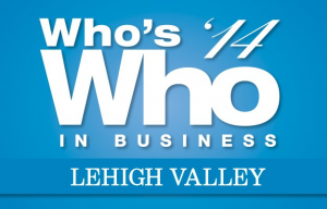 Leigh Valley Who's Who In Business 2014