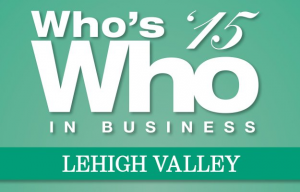 Leigh Valley Who's Who In Business 2015