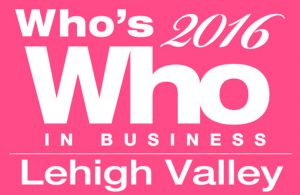 Leigh Valley Who's Who In Business 2016
