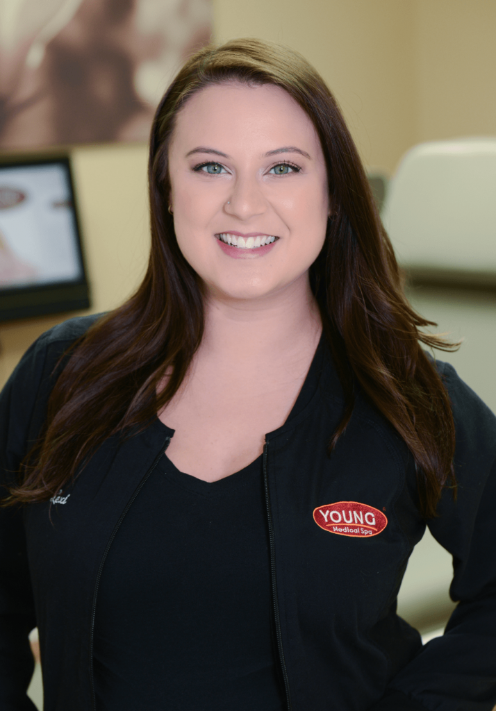 Lexi, CLINICAL RECEPTIONIST Young Medical Spa Center Valley