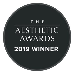 2019 Aesthetic Awards Winner