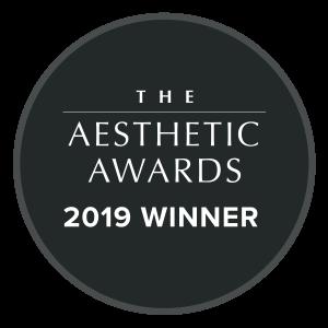 2019 Aesthetic Awards Winner