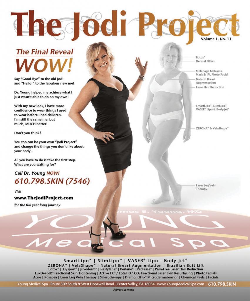 FLASHBACK: THE JODI PROJECT